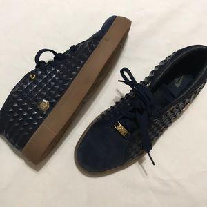 Nike 9.5 LeBron XIII Lifestyle Navy sneakers